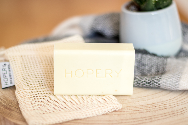 Hoperly /BAMBOO MILK natural and friendly bar soap Review Julias Beauty